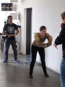 BIO.D.Y, bionic dynamic body by Pina Dietsche, Tomaz Aquino and Johannes Schott