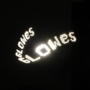 GLOWes, motion controlled light-writing by Juliette Becker de Herr and Daniel Becker